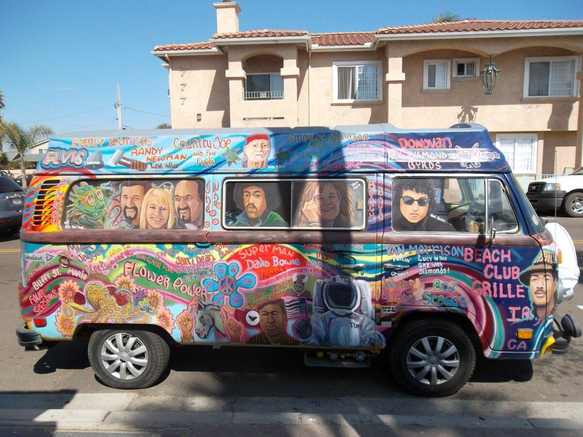 bus publicité
